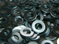 M8 Flat Washer Mild Steel Form A Flat Washer Zinc Plated Part BS4320 [Z12]